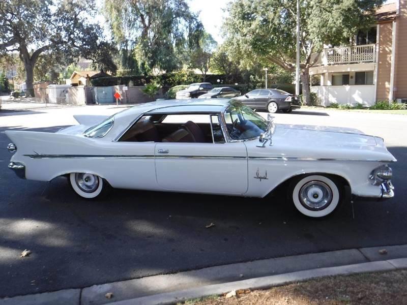 1961 Chrysler Imperial For Sale 2351844 Hemmings Motor News In