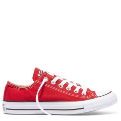 Red converse, Chuck taylors