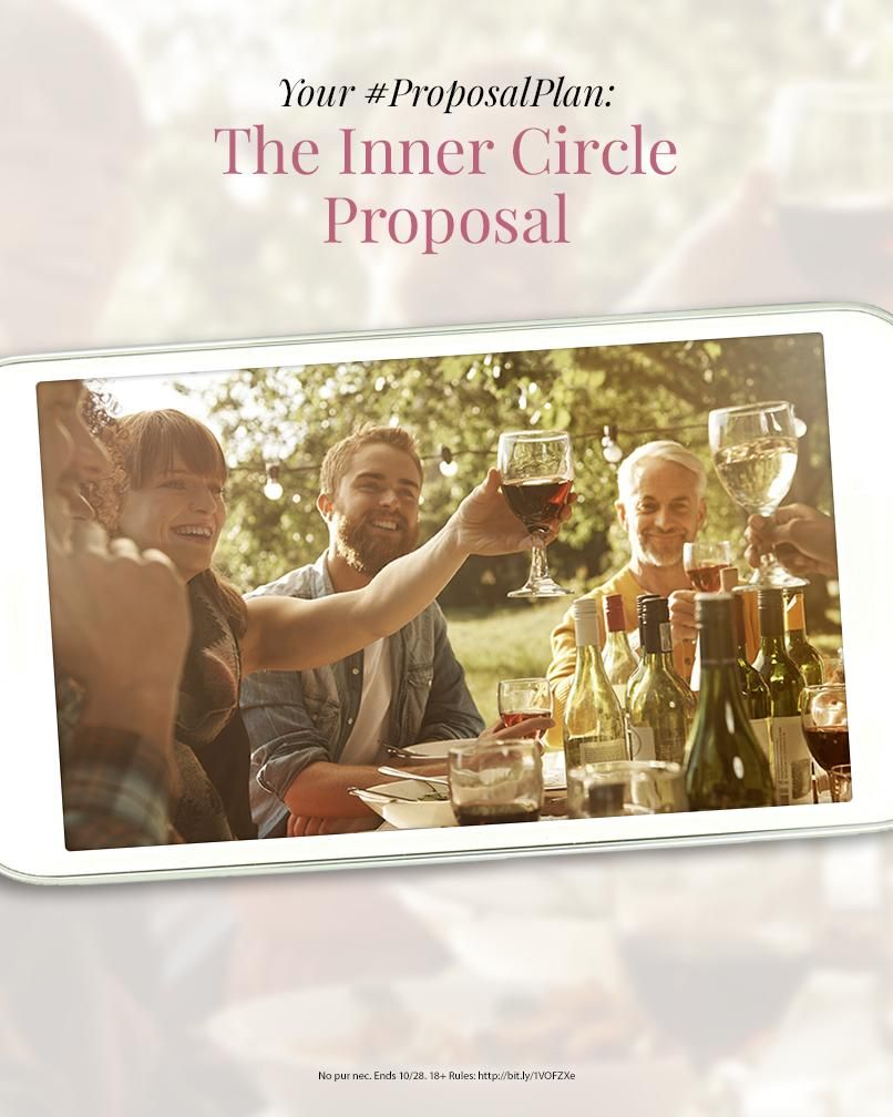 Do you think hes ready to propose? Take our Proposal Plan