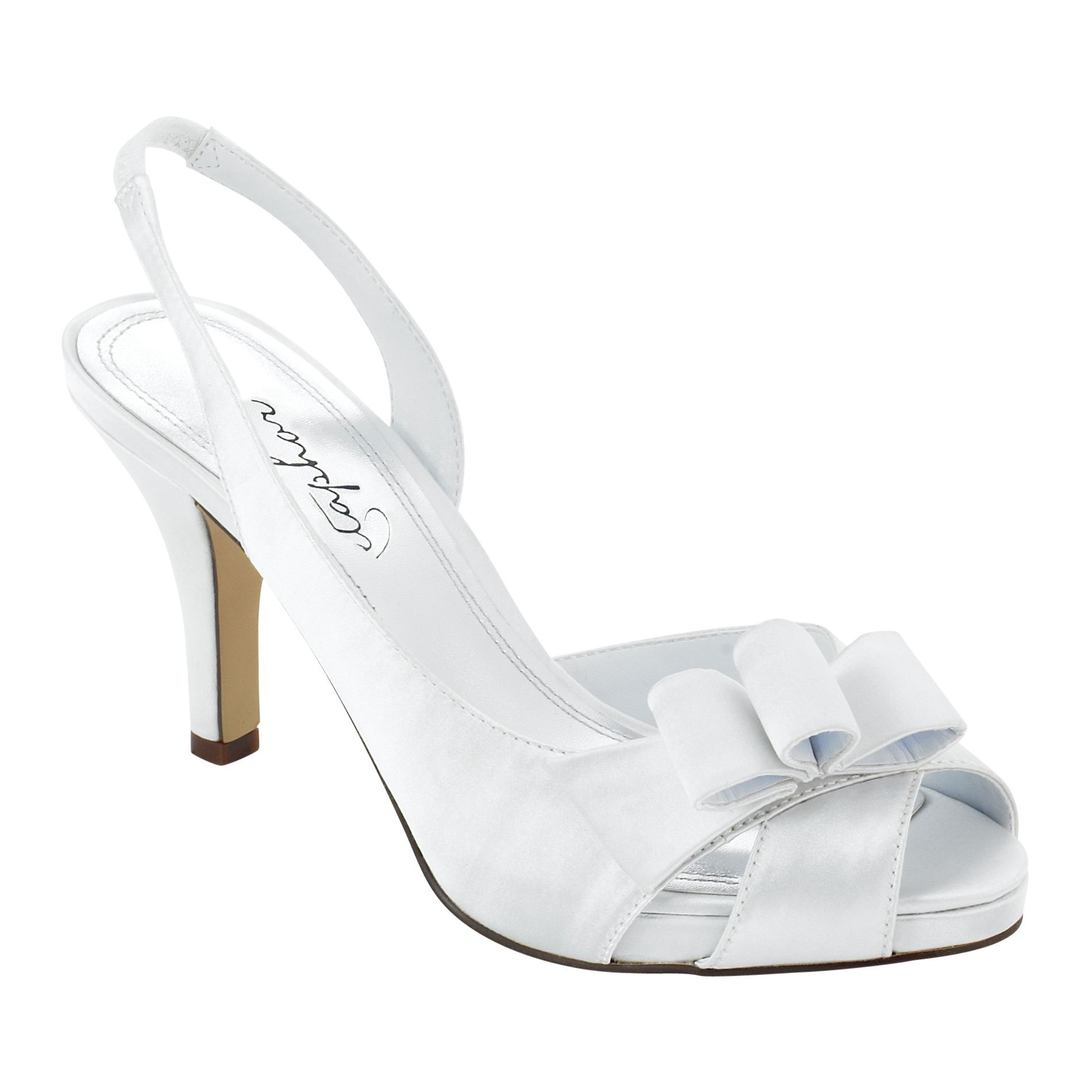 Metaphor- -Women's Dress Shoe Crystal - White-Shoes-Womens Shoes ...