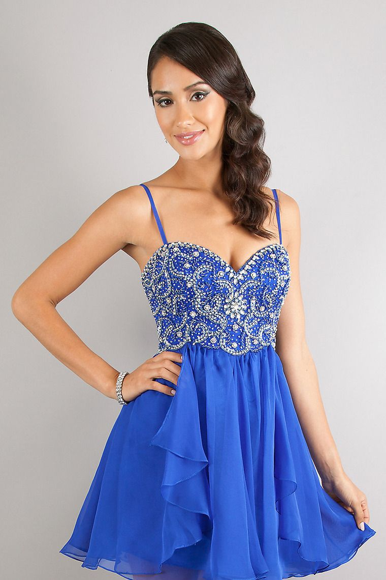 2014 Sexy Homecoming Dresses A Line Halter Short Chiffon With ...
