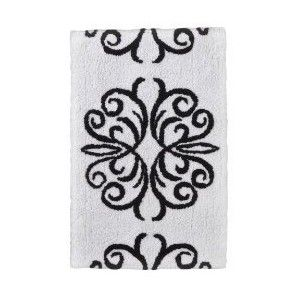 Dwell Studio For Target® Bath Rug  Black & White 22X34 Endearing Black And White Bathroom Rugs 2018