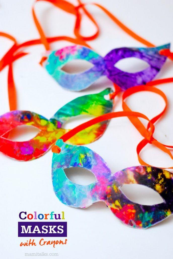 Manualidades f ciles para carnaval 25 disfraces diy de carnaval muy locos handfie el blog del - Mascaras para carnaval manualidades ...