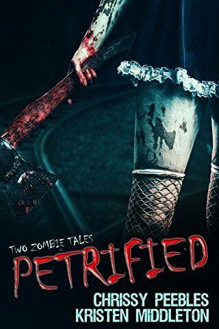 """Petrified""  ***  Kristen Middleton and Chrissy Peebles  (2014)"