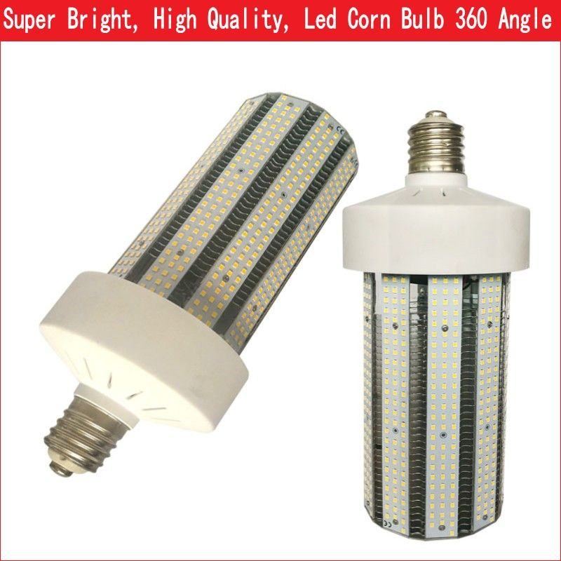 360 Angle Super Bright Smd 2835 Led Corn Bulb E27 E40 B22 30w 50w 60w 100w 250w Led Corn Light Led Lamp Smd 5730 For Streetlight Lamp Bulb Led Lights
