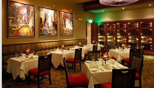 Ruth S Chris Prime Steak House Restaurant Princeton Nj