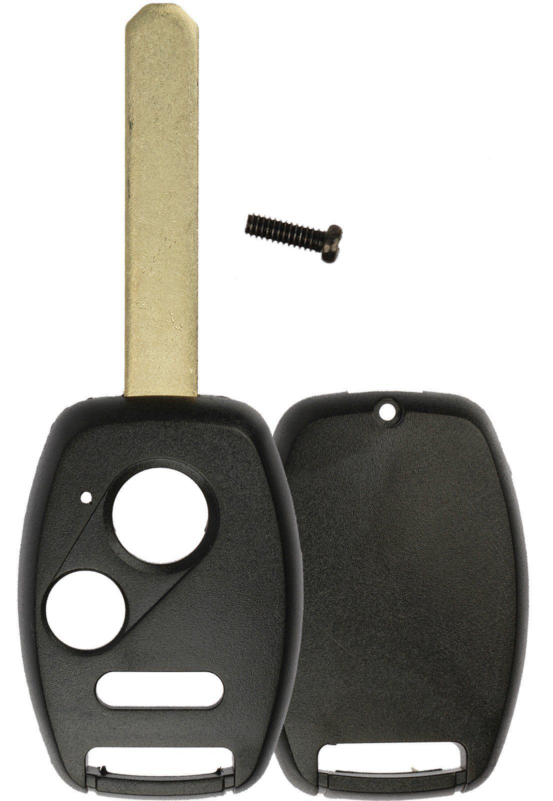 KeylessOption Just the Case Keyless Entry Remote Head Key