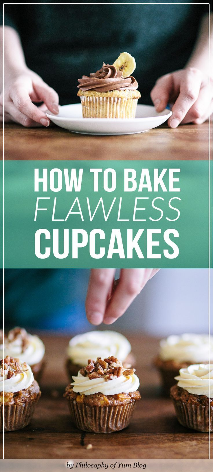 How to Bake Perfect Cupcakes - Advanced Tips #cupcakefrostingtips