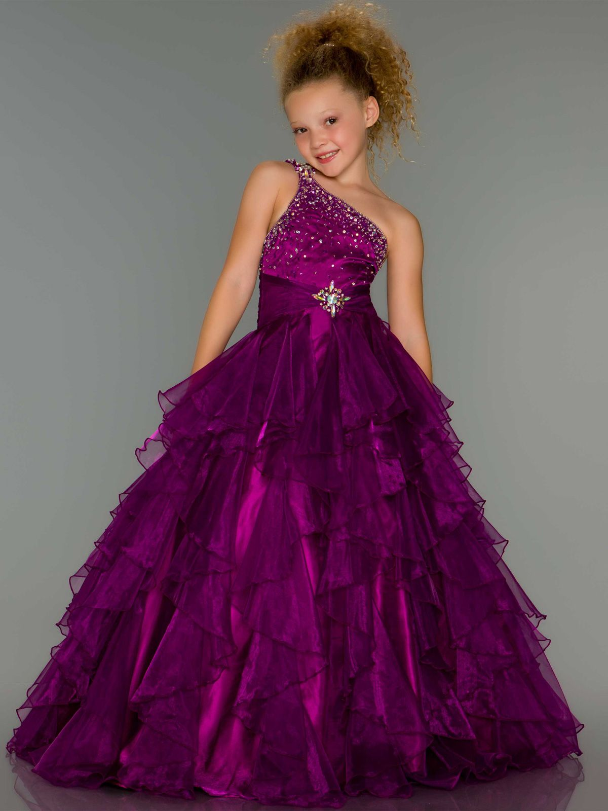 Sugar Pageant Dress 42544S National Junior Miss Gowns ...