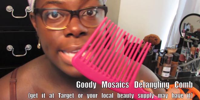 My Favorite Natural Hair Detangling Tools | KinkyCurlyCoilyMe!