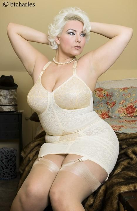 Very attractive mature full figured women