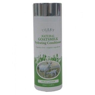 Tilley Natural Goatsmilk Hydrating Conditioner