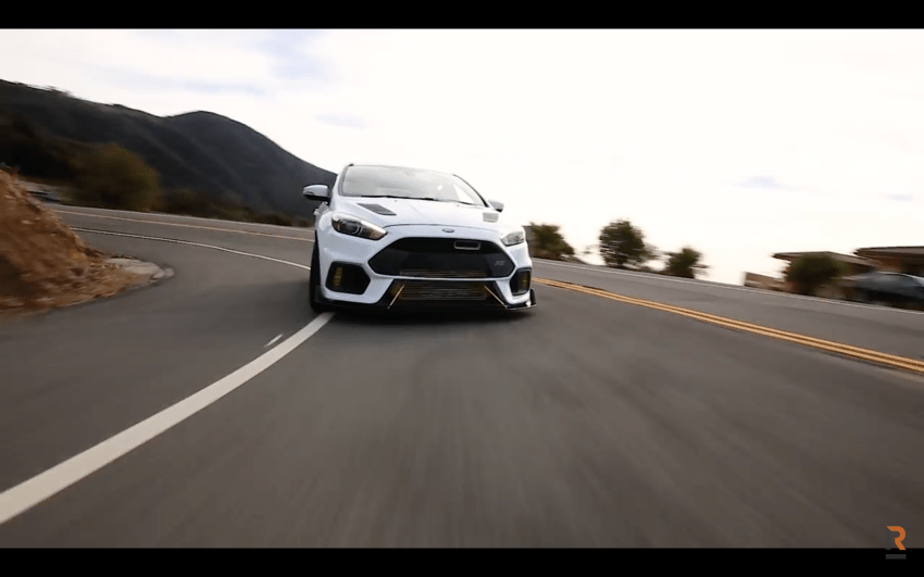 Video Is The Ford Focus Rs The Working Man S Supercar Ford