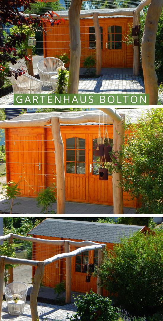 2Raum Gartenhaus Bolton28 Gartenhaus, Gartenhaus holz
