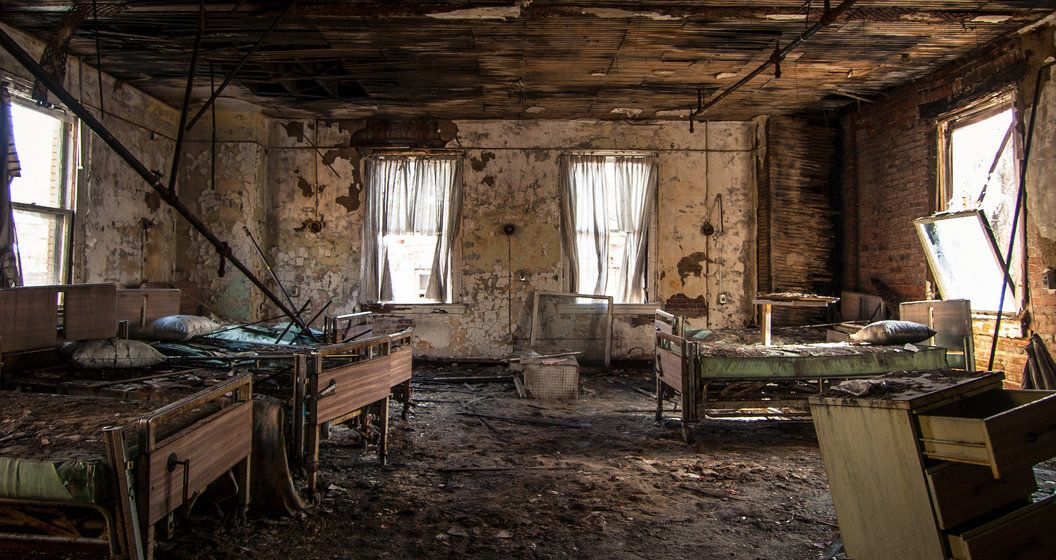 Brownsville general hospital is rumored to be haunted