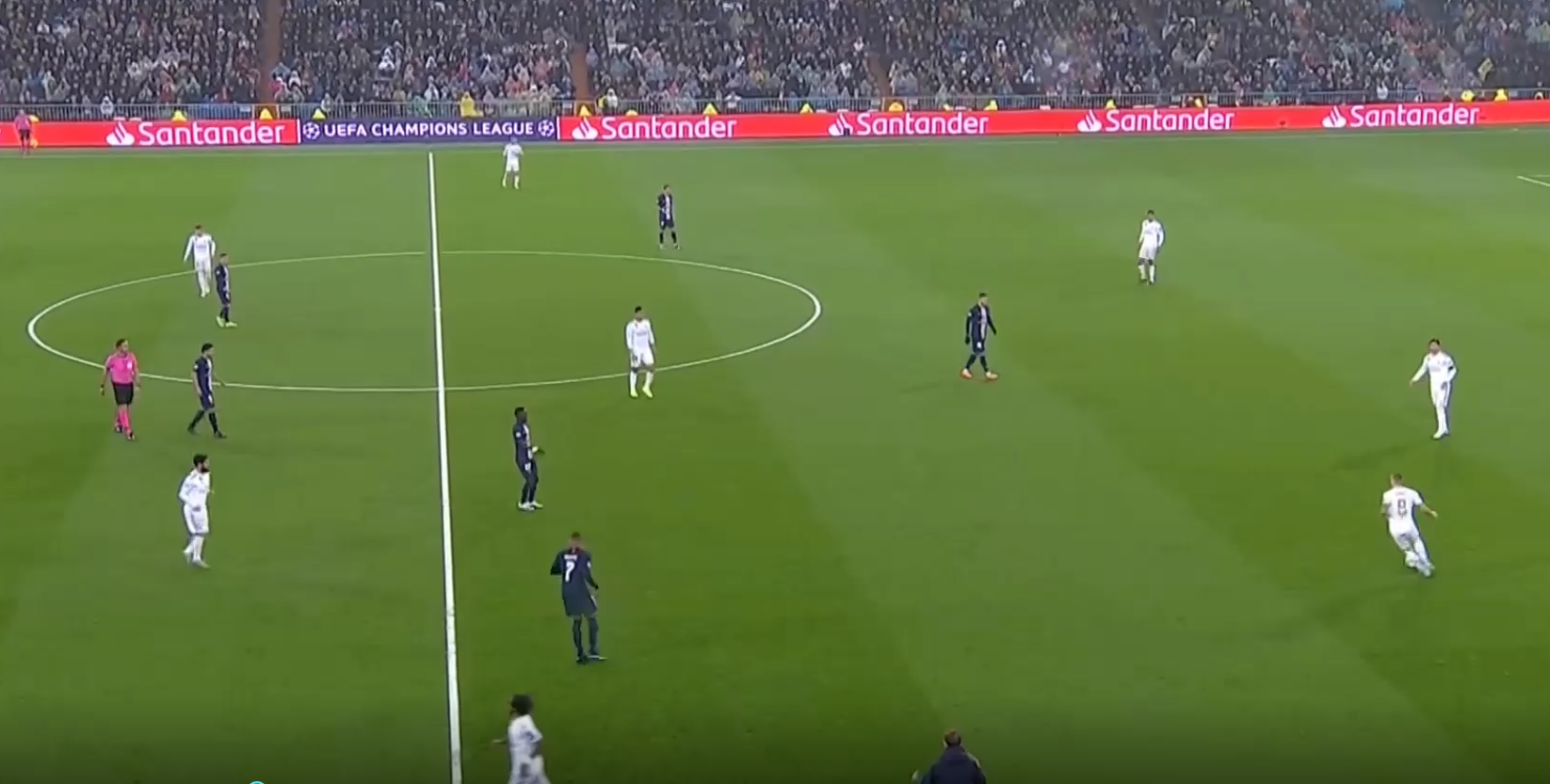 Real Madrid vs PSG Tactical Analysis Real madrid vs psg