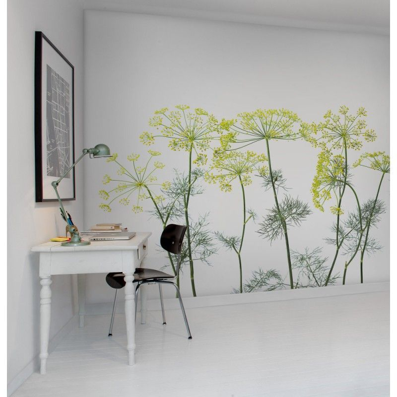 Lovely Crown Of Dill Mural   Wallpaper Australia   Buy Wallpaper U0026 Murals Online  Now Part 10