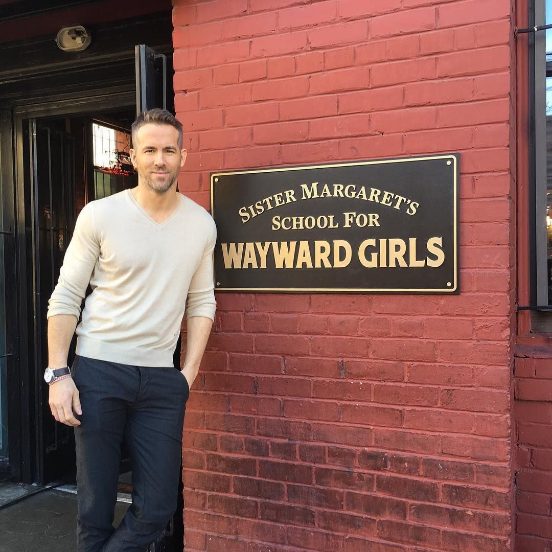 11 Photos And 11 Tweets That Prove Ryan Reynolds Really Is