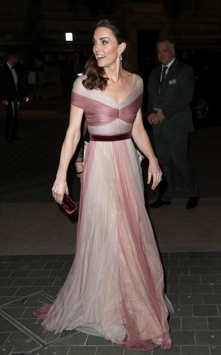 Scarpe Da Sposa Kate Middleton.Kate Middleton Looks Straight Out Of A Fairytale In This Gucci