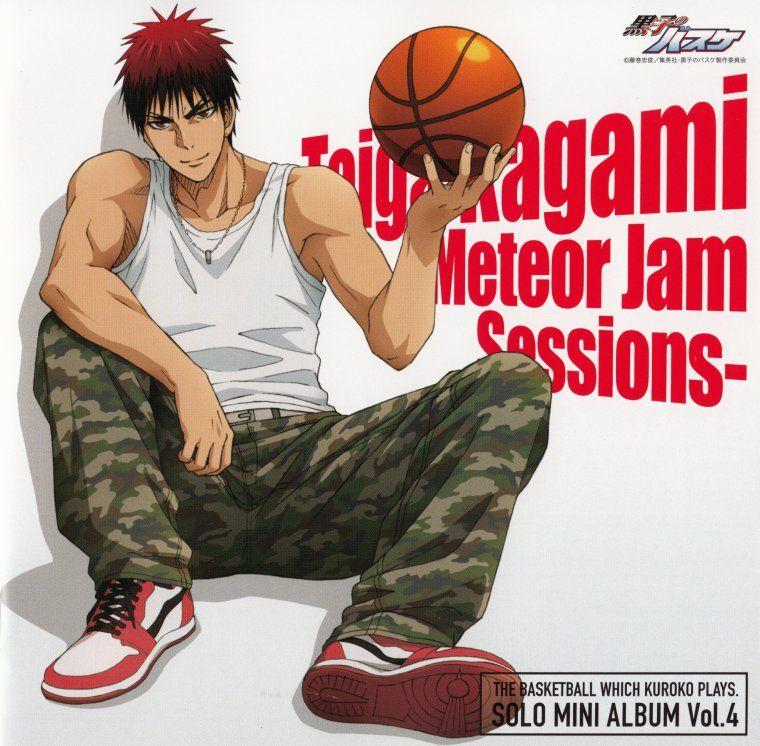 Kagami Taïga 2 Kuroko, Jeux de football, Kuroko no basket