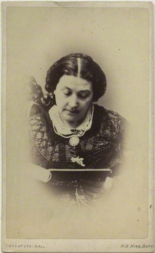 In The Book Featherstone Of Piccadilly Carte De Visite 1864 Real Life Horatio Nelson King Giulia Grisi 1860s