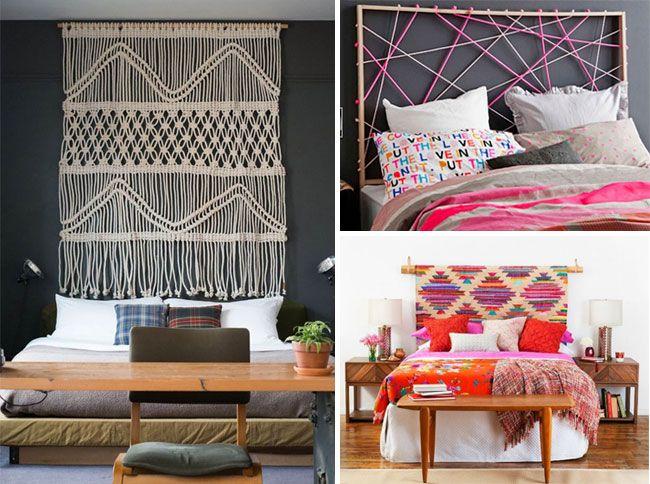 20 idées de têtes de lit à faire soi,même , Made in meubles
