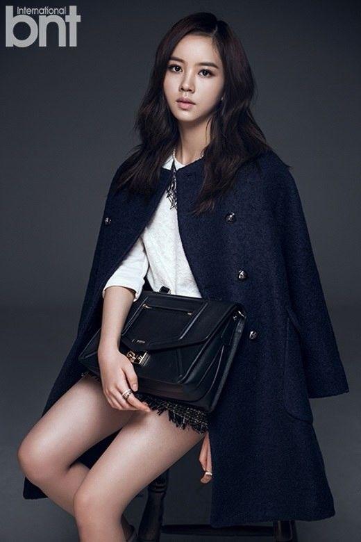 Kim So-Hyun 김소현 - bnt International 2014년 12월호