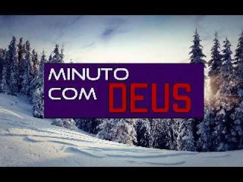 Pin Em Minutos Com Deus