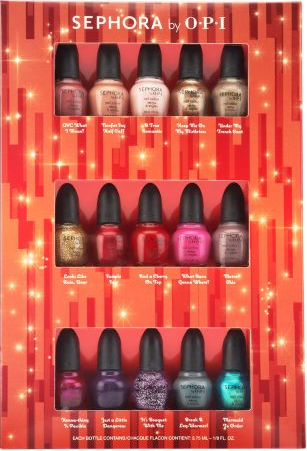 Sephora By Opi Merry Bright Holiday Nail Collection This Would Be A Good Gift For Meredith