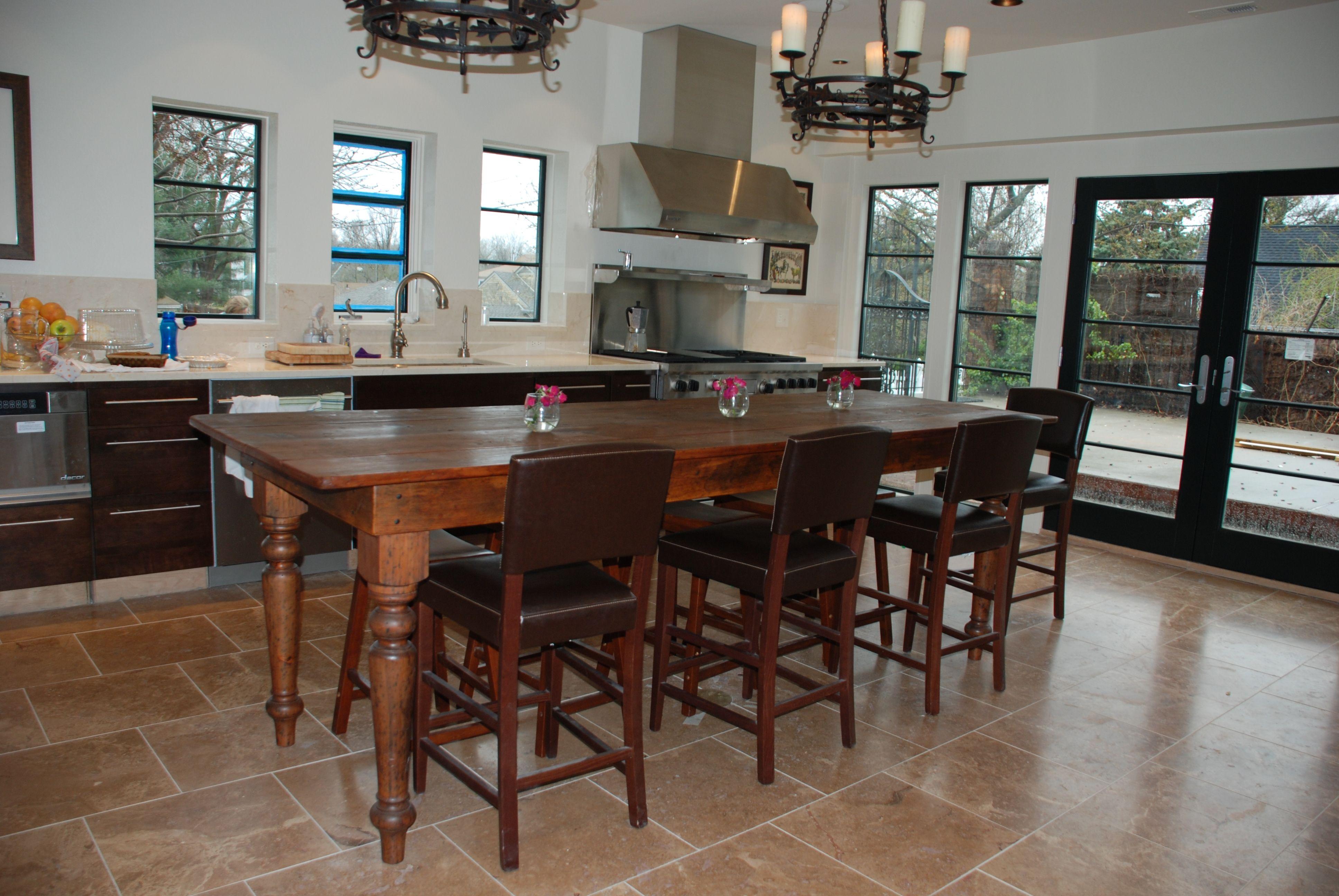 island, table, kitchen   Pine tables,custom farm tables