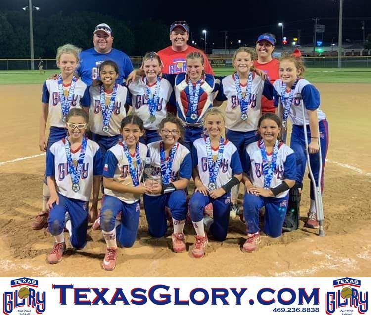 08 Texas Glory Wins ASA South X Southwest Tournament