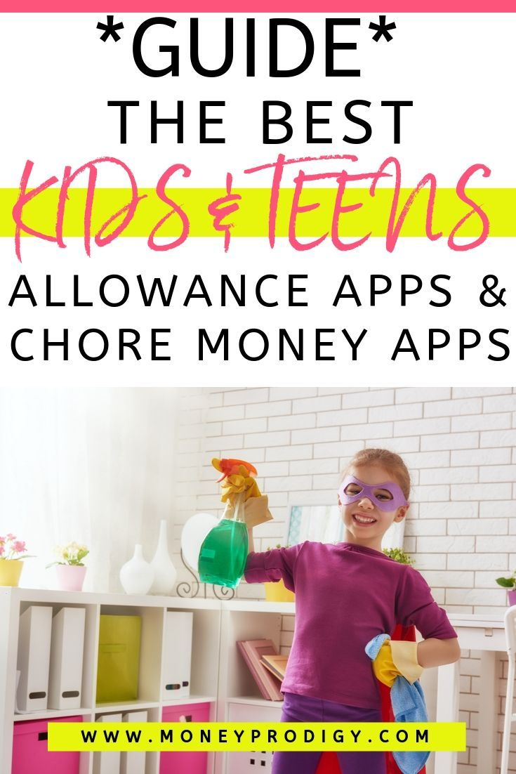 What's the Best App for Tracking Chores and (Allowance