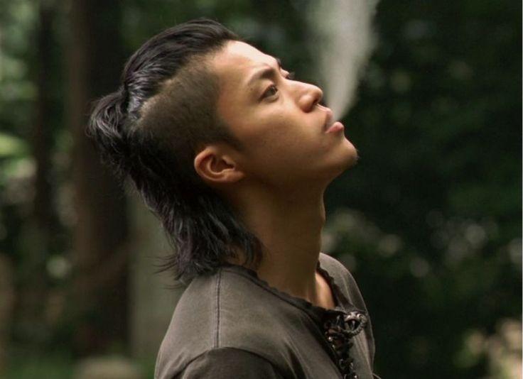 takiya genji hair real man pinterest crows zero