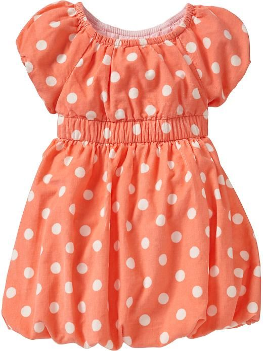 Old Navy | Cord Bubble Dresses for Baby