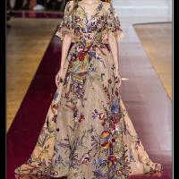فساتين ناعمه 2019 فخمة وراقية Fashion Pretty Dresses Zuhair Murad Haute Couture