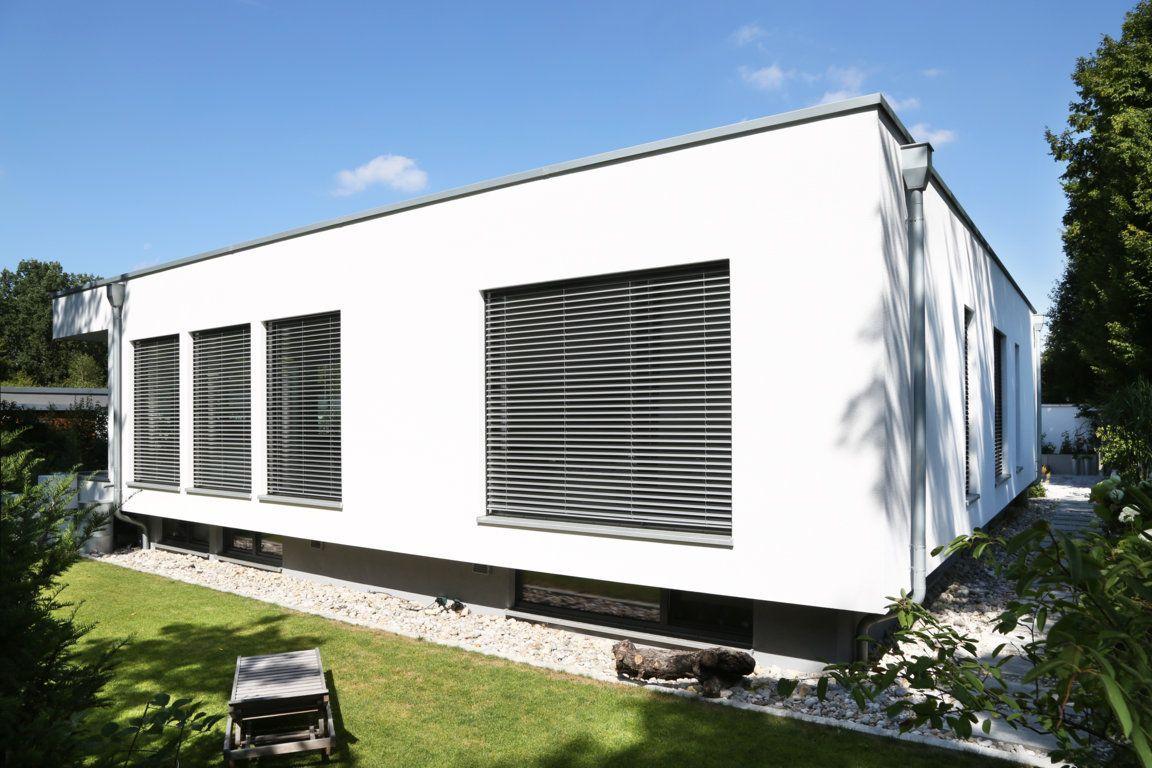 Architekt München Einfamilienhaus bauhaus villa in münchen waldtrudering planung einfamilienhaus