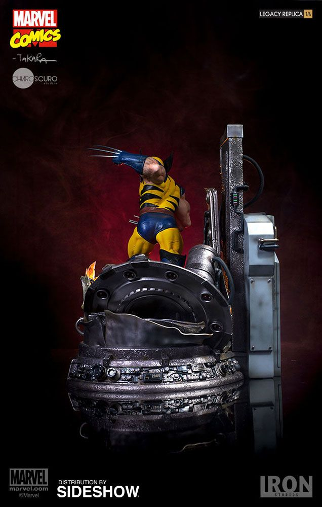 Marvel Wolverine Statue by Iron Studios #Affiliate #Wolverine, #SPONSORED, #Marvel, #Statue, #Studios