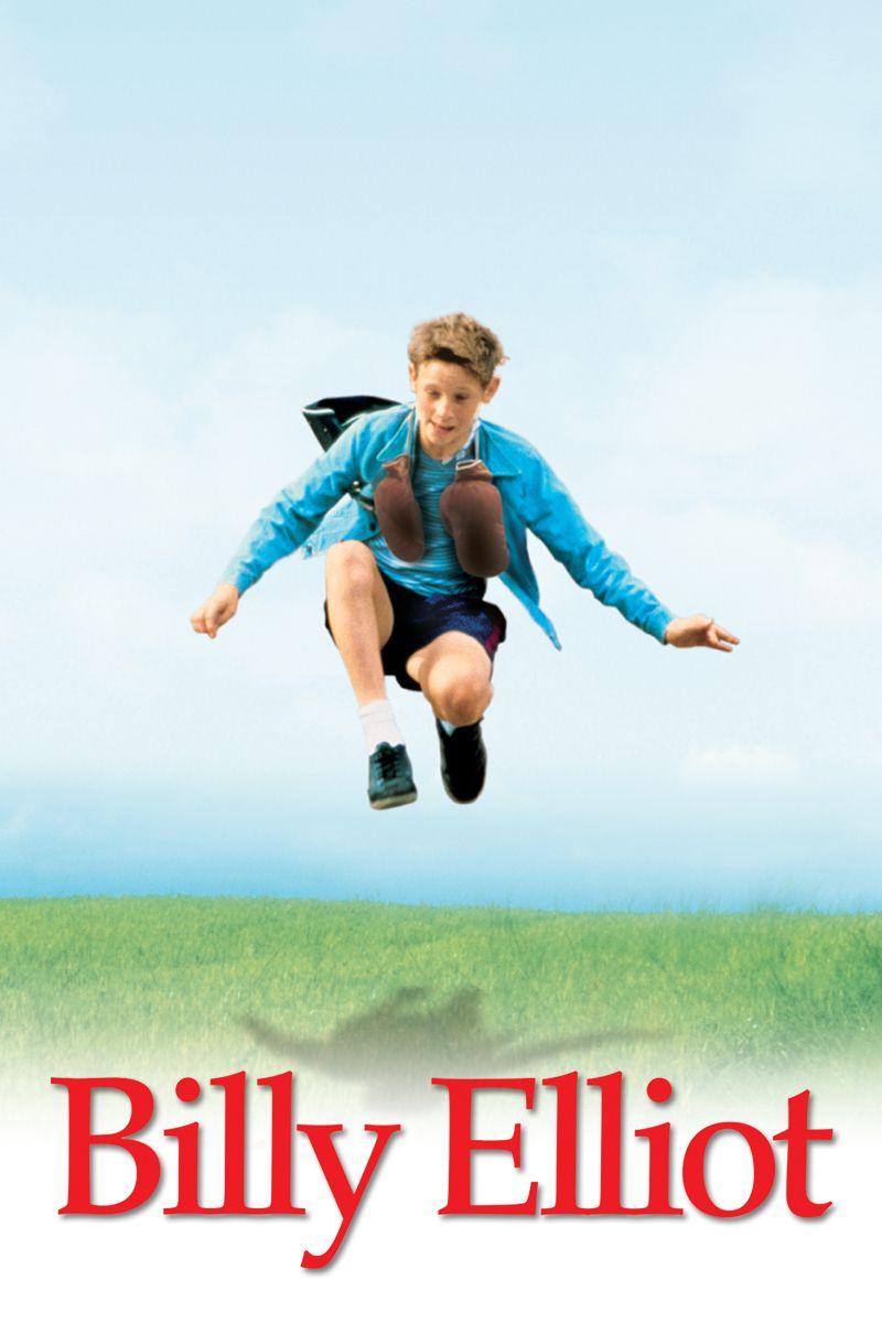Billy elliot movie poster jamie bell julie walters