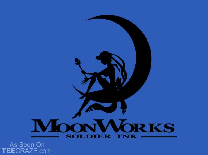 MoonWorks T-Shirt Designed by sholorobo  Read more http://teecraze.com/moonworks-t-shirt/