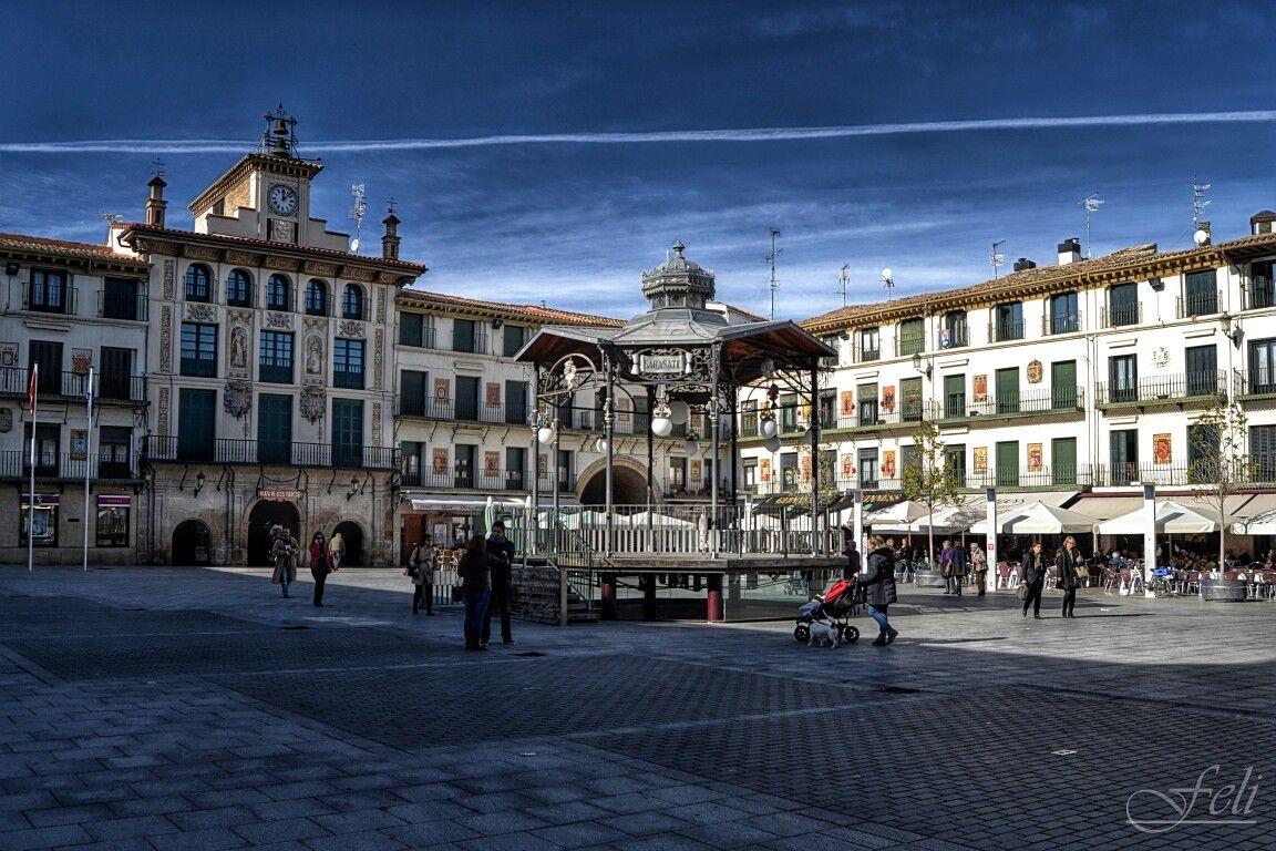 Tudela. Navarra. Spain.