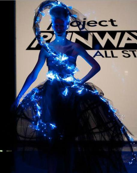 GORGEOUS light-up dress by Austin Scarlett