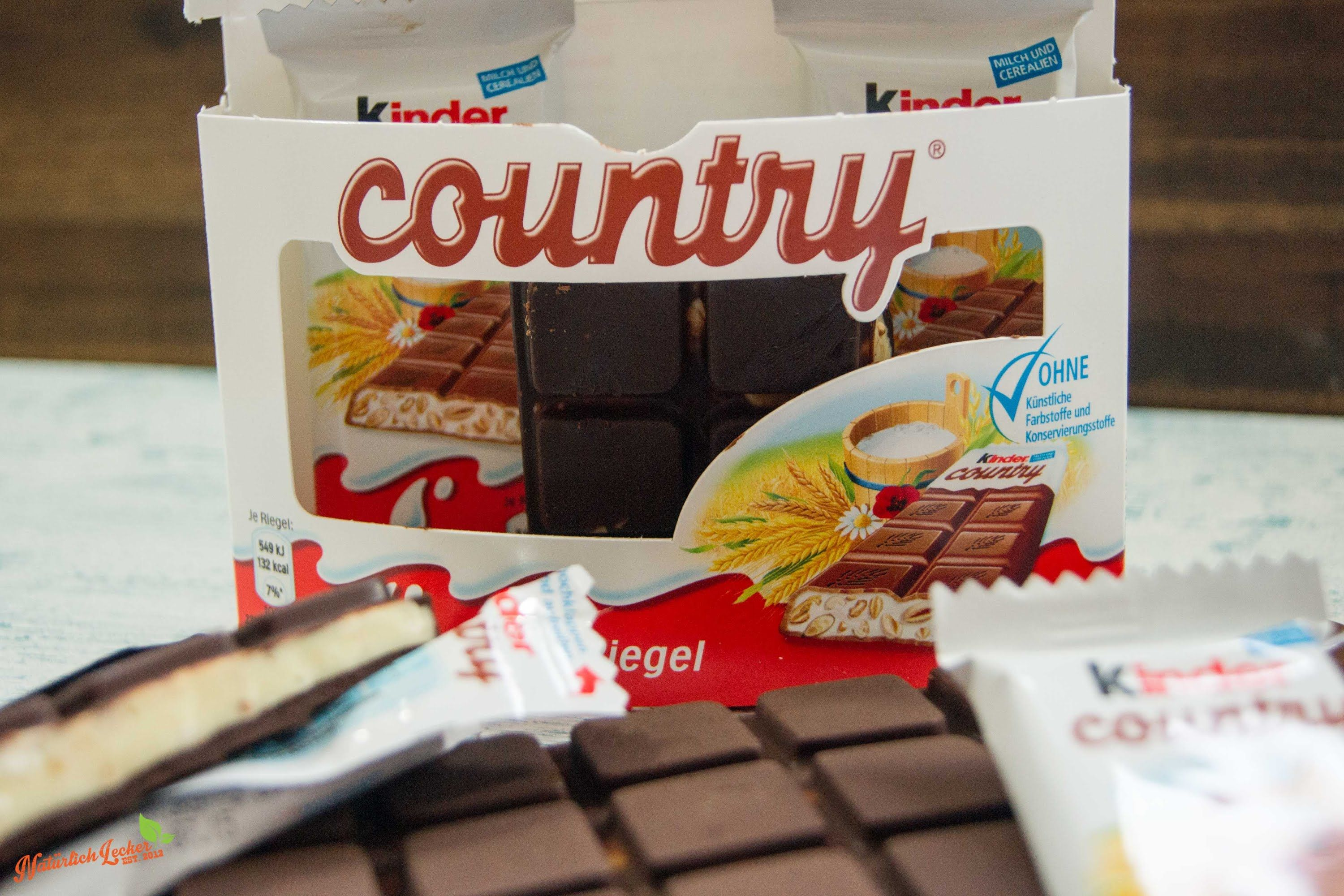 Kinder Country selber machen