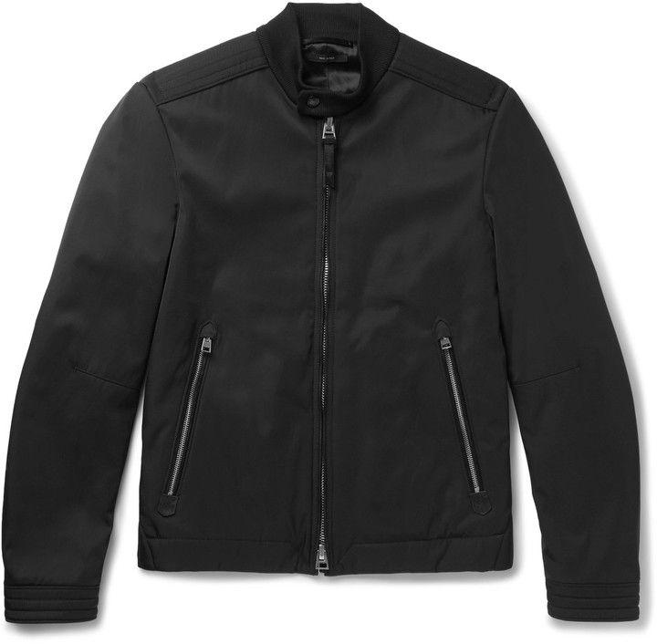 87546f8e8 $3,660 - Tom Ford Shell Bomber Jacket - EVERYSTORE | Fashion ...