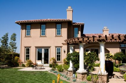 back yard tuscan designs | The Tuscan Style Pergola | For the Home ...
