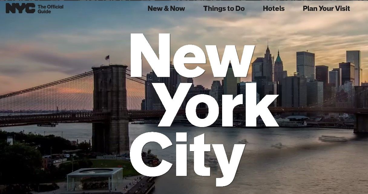 NYC & Company is the ultimate resource for visitors to find everything they need about what to do and see in New York City.