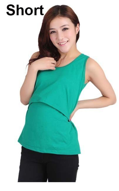 530bb036f92 Summer Modal Maternity tanks pregnancy Camis nursing tank tops for pregnant  woman clothes breast feeding top home wear clothing