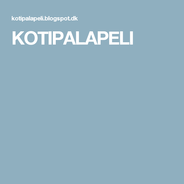 KOTIPALAPELI