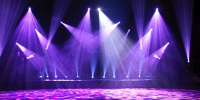 LEDs for set lighting + theatre stages
