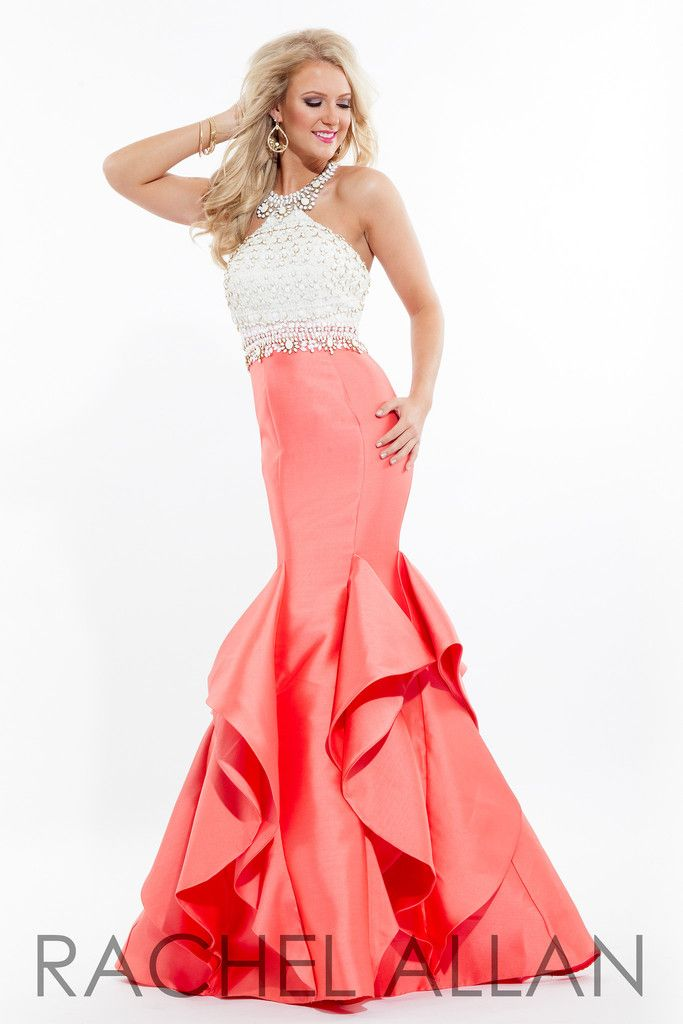 Rachel Allan 7068 …   vestidos de fiesta   Pinterest   Vestidos de ...