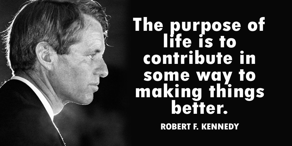 Bobby Kennedy Quotes